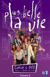 Plus Belle la vie - Saison 1, volume 6