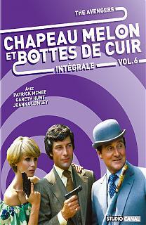 Chapeau melon et bottes de cuir 1976 l 39 int grale film - Chapeau melon et bottes de cuir purdey ...