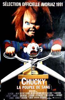 Chucky la poup�e de sang