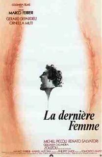 La Derni�re Femme
