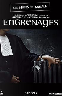 Engrenages - Intégrale Saison 2