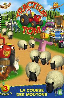 Tracteur tom saison 2 volume 3 la course des moutons - Jeux de tracteur tom ...