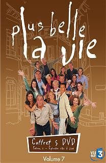 Plus Belle la vie - Saison 1, volume 7