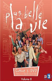 Plus Belle la vie - Saison 1, volume 8