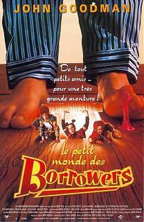Le petit monde des Borrowers