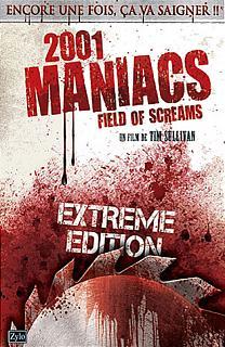 2001 Maniacs : Field of Screams