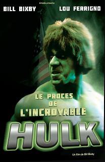 Le Proc�s de l'incroyable Hulk