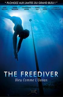 The Freediver, bleu comme l'oc�an