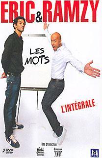 Eric et Ramzy - Les Mots - L'intégrale affiche