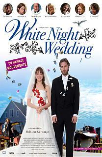 White Night Wedding