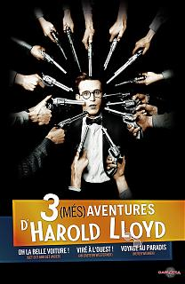Harold Lloyd : programme de courts-métrages