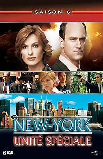 New York Unité Spéciale - Saison 6