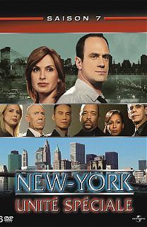 New York Unité Spéciale - Saison 7