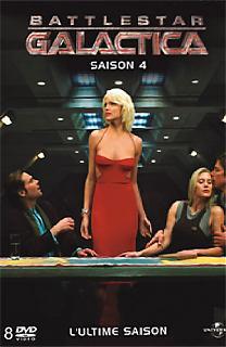 Battlestar Galactica - Saison 4, l'intégrale
