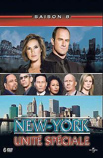 New York Unité Spéciale - Saison 8