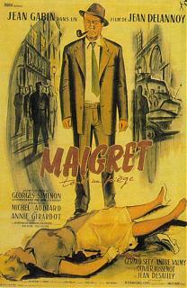 Maigret tend un pi�ge