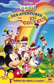 La maison de mickey des aventures en couleur film for Aventures de maison