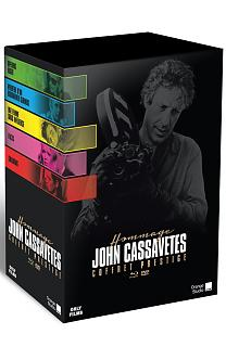 Hommage à John Cassavetes - Coffret Prestige