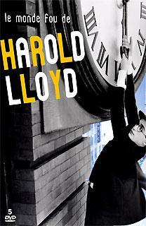 Harold Lloyd : livre dvd