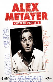 Alex Métayer : Chapeau l'artiste