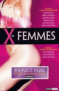 X-femmes, l'intégrale