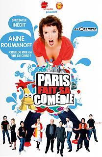 Crise de rire ou rire de crise - Anne Roumanoff