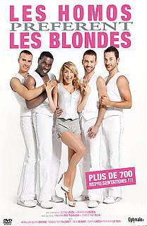 Les Homos préfèrent les blondes