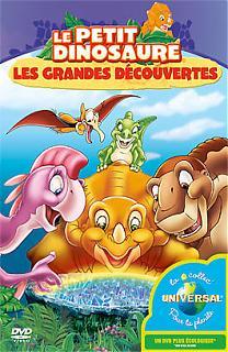 Le Petit Dinosaure - Les grandes découvertes