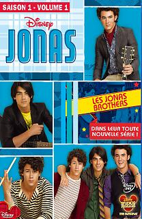 Jonas - Saison 1, volume 1