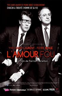 Yves Saint-Laurent-Pierre Bergé, l'amour fou