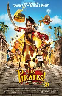 Les Pirates ! Bons � rien, mauvais en tout