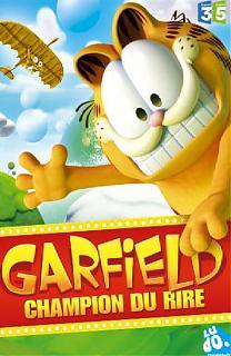Garfield champion du rire streaming