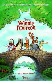 Winnie l'ourson : bienvenue dans la for�t des r�ves bleus