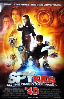Spy Kids 4 : All the Time in the World