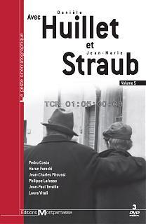 Coffret Danièle Huillet et Jean-Marie Straub - Volume 5
