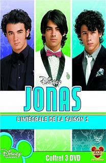 Jonas - Intégrale Saison 1