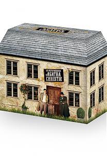 Coffret Les petits meurtres d'Agatha Christie