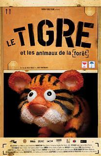 Le Tigre et les animaux de la for�t