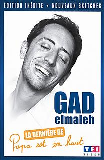 Gad Elmaleh – La dernière de « Papa est en haut En Streaming