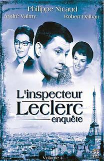 L'Inspecteur Leclerc Enquête - Vol.4