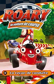Roary, la voiture de course - Volume 5