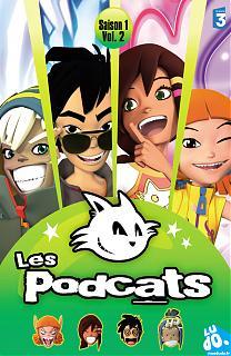Les Podcats - Saison 1 - Vol.2