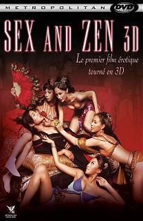 Sex & Zen 3D : Extreme ecstasy