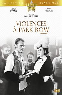 Violences à Park Row