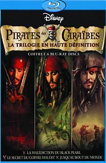 Pirates des Caraïbes - La trilogie