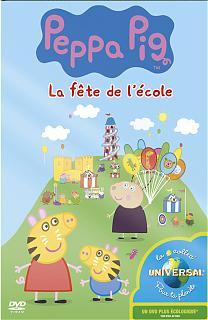 Peppa Pig - La fête à l'école