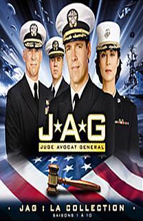 Jag - Coffret intégrale