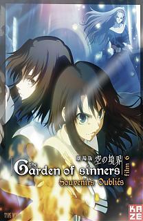 Garden of the Sinners - Film 5