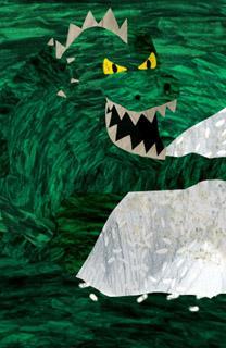 Pierre et le dragon épinard