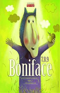 7, 8, 9 Boniface